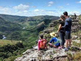 Paraná - Trekking no Parque Nacional dos Campos Gerais