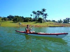 Caiaque Oceânico - Joanópolis - Túnel 7, Represa de Jaguari