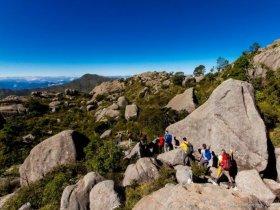 TIRADENTES - Desafio no Parque Nacional do Itatiaia