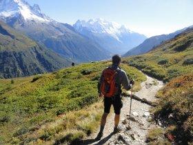 França - Trekking Tour du Mont Blanc com Jean Claude Razel