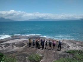 Ubatuba - Trilha das Praias Desertas