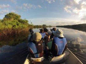 Extensão Parque Estadual do Cantão e Lagoa da Confusão  - O Encontro dos 3 Biomas