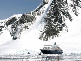 Cruzeiro na Antártica - Navios MV Plancius - Ilhas Malvinas e Geórgia do Sul