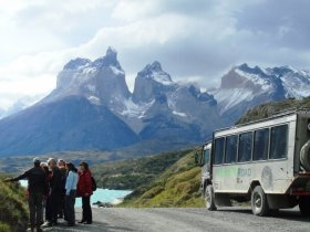 REVEILLON - Patagonia Aventura Curta  - El Calafate, Paine e Ushuaia