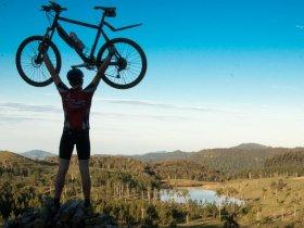 Cicloturismo no Vale Europeu - Circuito Completo