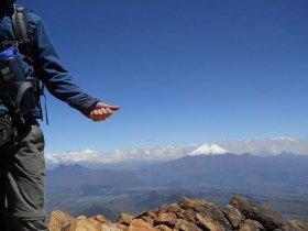 Expedição Vulcões do Equador com Cotopaxi