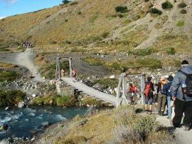 REVEILLON - Patagônia Aventura - Circuito W Curto Torres del Paine com Ushuaia