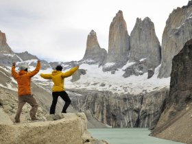 Patagônia Aventura - Circuito W Completo Torres del Paine em Refúgios Chile