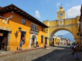 Sensações da Guatemala