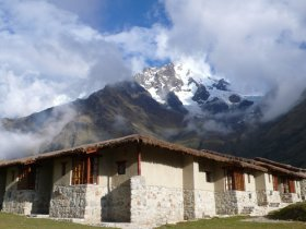 Machu Picchu Trilha Inca Salcantay Mountain Lodges