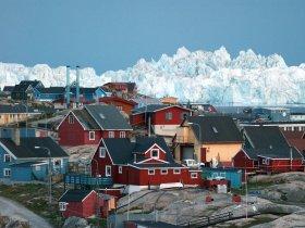 Extensão Groenlândia - Terra de Icebergs (Ilulissat)