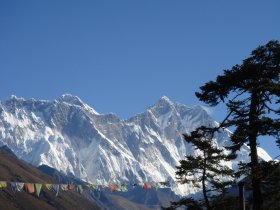 Nepal - Trekking ao Campo Base do Everest com Katherine de las Nieves