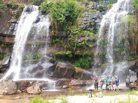 Serra do Roncador - Expedição Rafting no Rio Araguaia