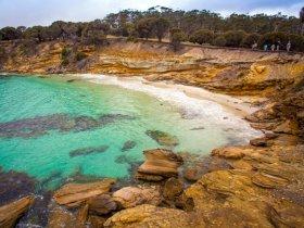 REVEILLON - Austrália Aventura - Tasmânia Travessia Maria Island