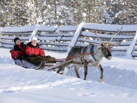 Noruega e Finlândia Inverno – Aventura Ártica na Lapônia