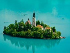Tesouros da Eslovênia