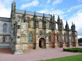 Passeio opcional Escócia - Capela Rosslyn e Fronteira da Inglaterra