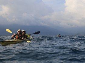 CORPUS CHRISTI - Caiaque Oceânico - Expedição Cananéia x Ilha do Mel