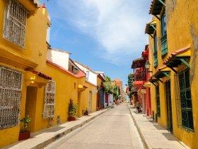 REVEILLON - Colômbia - Cartagena das Índias