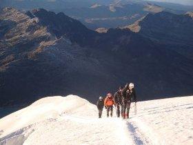 Bolívia - Expedição Huayna Potosi - 6.088m