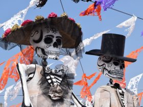 México - Dia dos Mortos