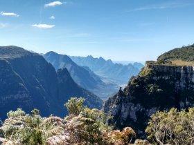 Serra Catarinense - Urubici Panorâmico - Onde o Brasil é mais Frio