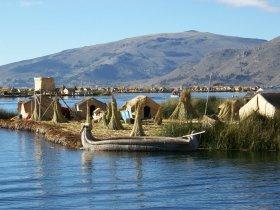 Extensão - Lago Titicaca