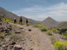 Marrocos - Trekking nos Atlas com Agnaldo Gomes