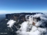 Monte Roraima Top - Via Helicóptero c/ Lago Gladys