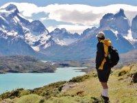 CARNAVAL - Patagônia Aventura - Circuito W Curto Torres del Paine com Ushuaia