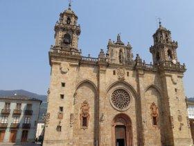 Espanha - Caminho do Norte Santiago de Compostela