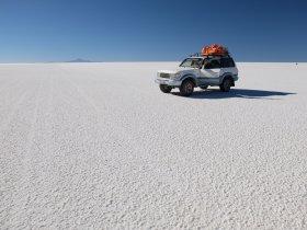 Descubra o Salar de Uyuni, o maior deserto de sal do mundo!
