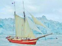 Noruega Inverno - Velejando no Ártico com Aurora Boreal e Baleias