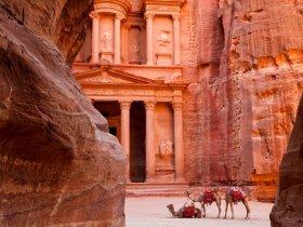 Jordânia Cultural, Deserto de Wadi Rum e Mar Morto