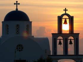 Grécia - Atenas, Ilhas de Mykonos e Santorini Express