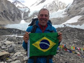 Trekking ao Campo Base do Everest com Manoel Morgado
