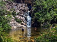 Serra do Cipó Light - Rios, Cachoeiras e Sítios Arqueológicos