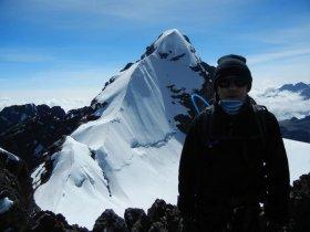 Bolívia - Curso de Escalada em Gelo e Huayna Potosi (6.088 m)