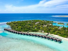 Ilhas Maldivas - Sheraton Maldives Full Moon Resort & Spa
