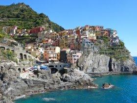 Itália Aventura - Caminhada pelo Parque Nacional Cinque Terre