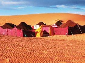 Marrocos - Deserto do Saara, Oásis e Kasbahs