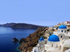 Grécia - Atenas e Ilha de Santorini