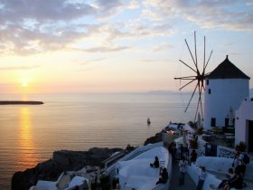 Grécia - Atenas, Ilha de Santorini e Ilha de Milos