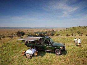 Tanzânia - Sky Safari Promocional