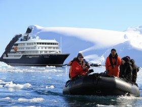 Cruzeiro na Antártica - Navios MV Hondius - Ilhas Malvinas e Geórgia do Sul