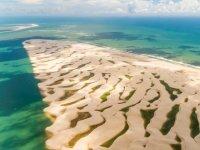 Rota das Emoções - Lençóis com Delta, Barra Grande e Jeri