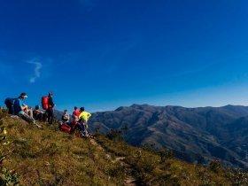CORPUS CHRISTI - Desafio no Parque Nacional do Itatiaia