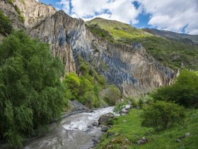 Cáucaso - Azerbaijão, Geórgia e Armênia