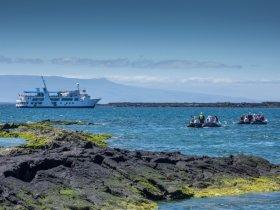 Equador - Cruzeiro em Galápagos - Ilhas do Sul - Iate Isabela II