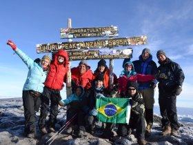 REVEILLON - Tanzânia - Trekking ao topo do Kilimanjaro com Manoel Morgado